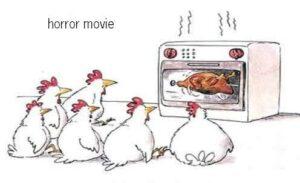 Chicken Horror Movie