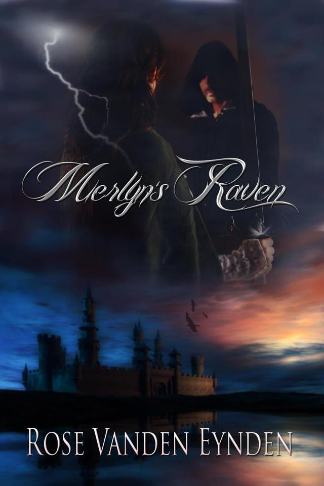 Merlyn's Raven by Rose Vanden Eynden