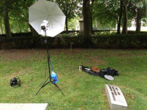 Flash umbrella and equipment