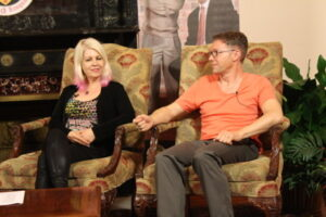 Sally Bosco and Lee Allen Howard
