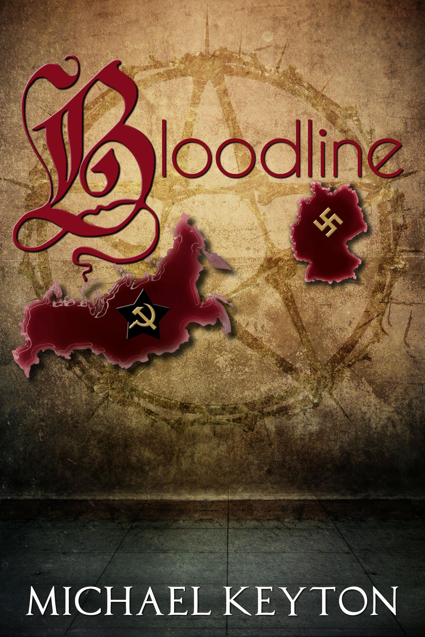Bloodline by Michael Keyton