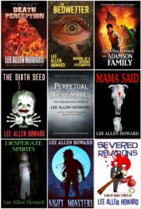 Lee Allen Howard Books
